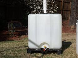 275 Gallon Rainwater Container - $330