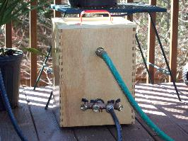 Rain Barrel Pump